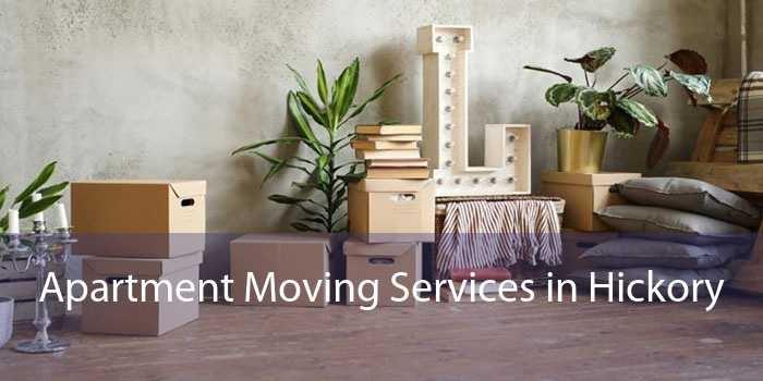 Apartment Moving Services in Hickory