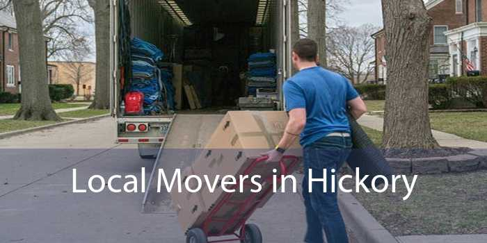 Local Movers in Hickory