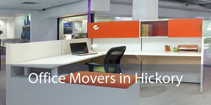 Office Movers in Hickory