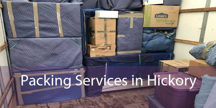 Packing Services in Hickory
