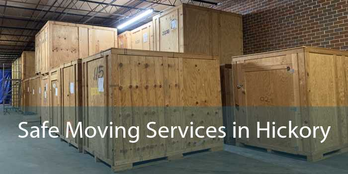 Safe Moving Services in Hickory