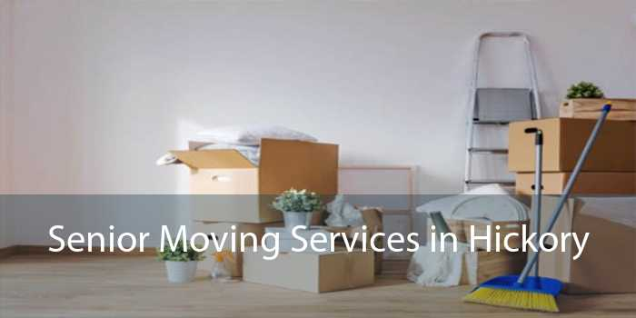 Senior Moving Services in Hickory